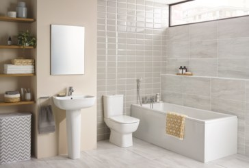 Studio Echo bathroom collection launched by Ideal Standard