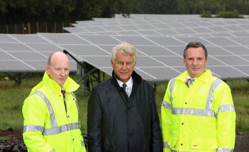 Brett Martin acquires solar farm to help power production plant