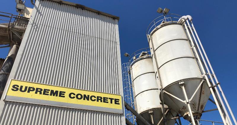 Supreme Concrete announces 'major' investment in Sittingbourne factory