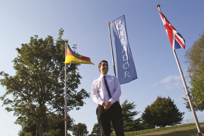 Garador appoints Marketing Manager