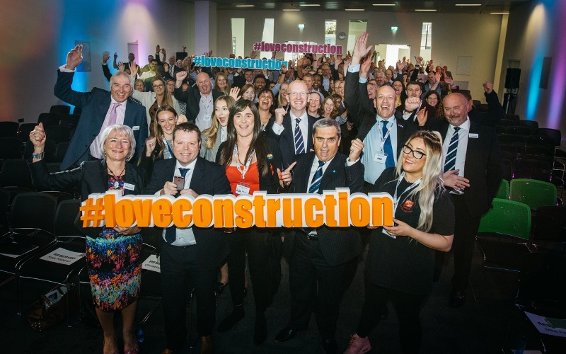 #loveconstruction campaign launched to promote construction industry