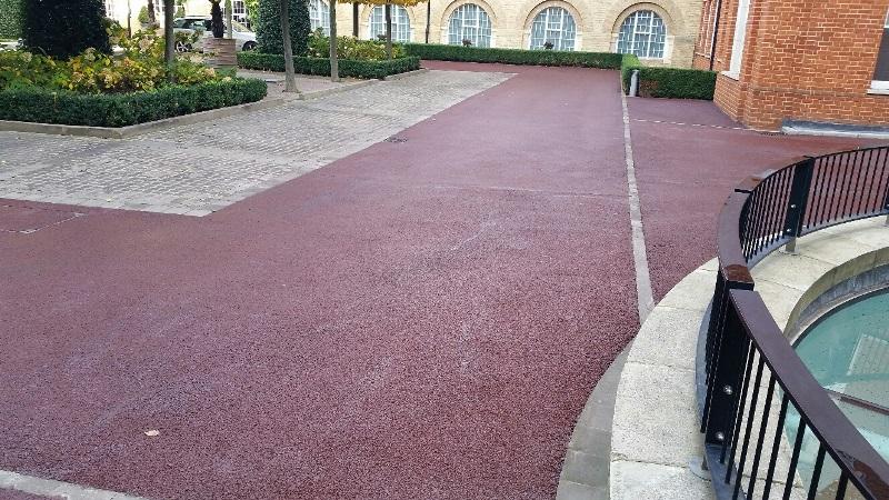 Exteriors   Look beyond black in asphalt specification
