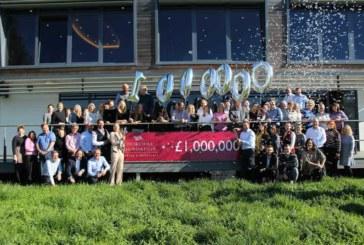 Churchill Foundation reaches £1million charity milestone