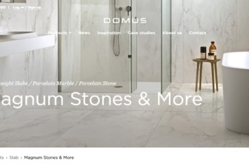 Domus introduces new website