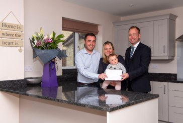 100th home milestone for Duchy Homes