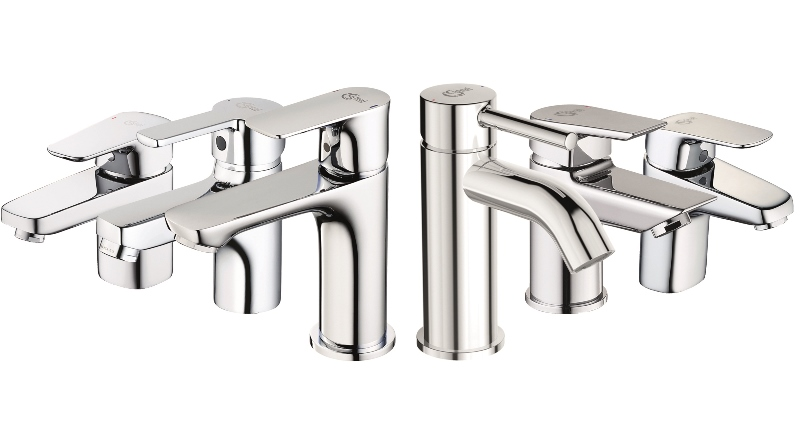 Bathrooms   Ideal Standard's latest range of taps