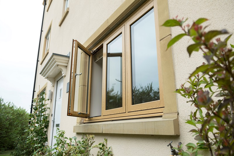 Exteriors | The growing demand for colour in windows
