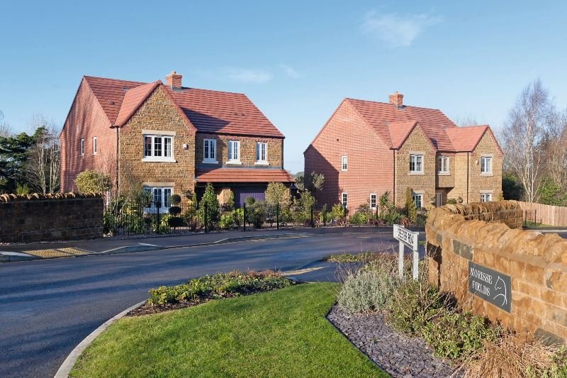 Avant Homes rises up Top Track 250