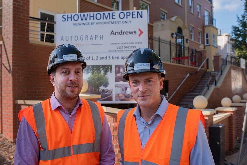 Autograph Homes confirms rapid sales at Bristol development