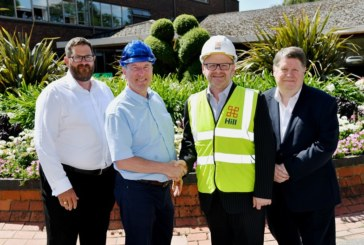 Hill to lead £300m regeneration of Aldershot and Farnborough town centres