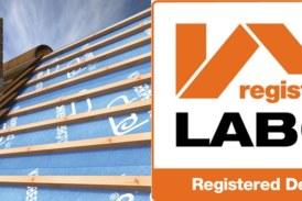 Klober underlay receives LABC backing
