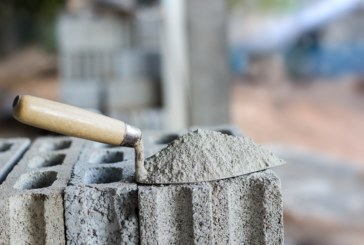 Building Fabric   Using cement in cold conditions