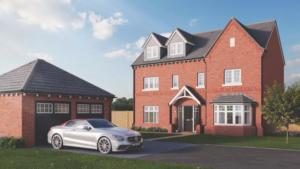 Create Homes St Petersfield, Inskip