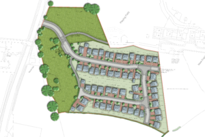 Macbryde Homes plan Dyserth
