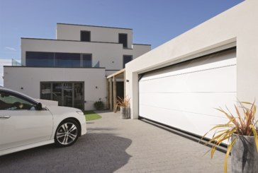 Exteriors | The garage door is a key element in a new home