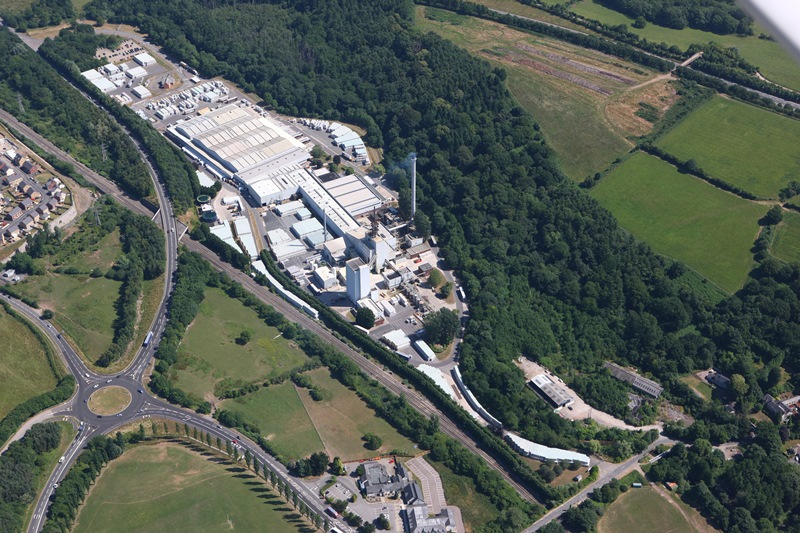 Knauf Insulation completes £7m upgrade of Glass Mineral Wool plant