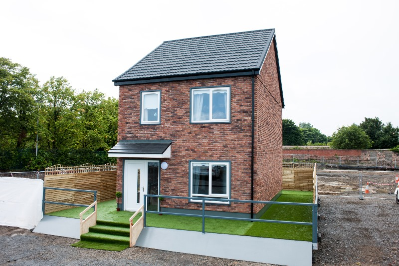 Mcavoy Group Launches Prototype Offsite House Designed