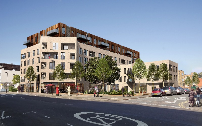 Hill and Hanover announce JV in Newington Green