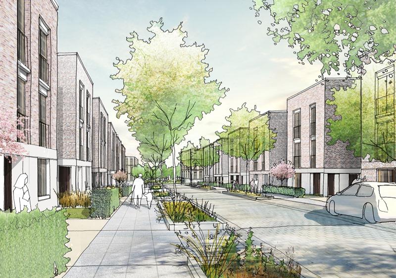 PRP appointed to Ebbsfleet Garden City