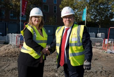 Redrow and Peabody JV at Royal Docks site