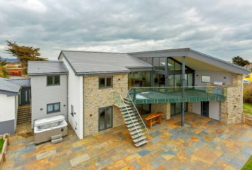 Cambrian Slate helps fulfil beach-based dream