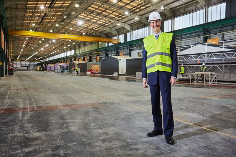 Ilke Homes New Modular Factory To Deliver 2 000 New Homes