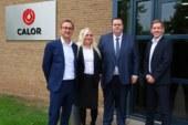 Calor expands housing development team
