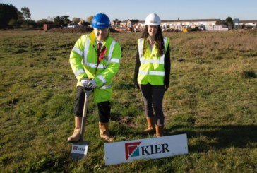 Work starts on new homes at Willingham