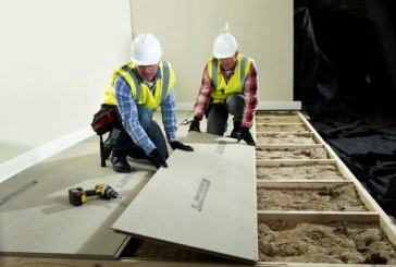 CaberAcoustic floor tackles noise transmission