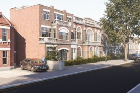 Plans submitted for Feltham Magistrates' Court development