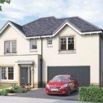 Avant Homes begins £56m development in Penicuik