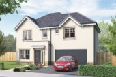 Avant Homes begins £56m development in Penicuik
