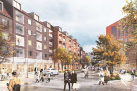 Bellway to build 131 new apartments at Goods Yard site