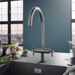 Atrio tap range from Grohe expands into the kitchen