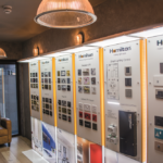 Hamilton Litestat opens new showroom in central London