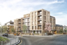 Thomas Sinden to build new residential development in Chingford