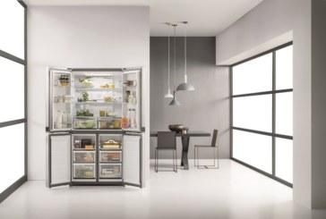 New American-style fridge freezer from Whirlpool