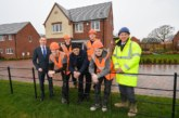 Flying start for apprentices at William Davis Homes