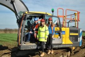 Truelove begins work on new homes in Nettleham