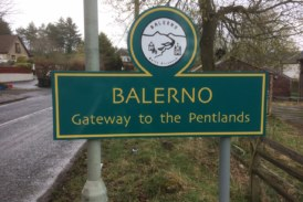 New signage welcomed in Balerno