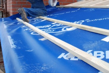 Klober goes to the extreme with weatherproof underlay