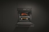 Fisher & Paykel introduce black built-in ovens
