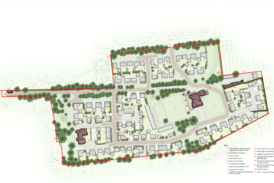 Rotherham site with potential for 101 properties up for sale