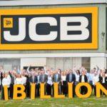 JCB Finance breaks the £1 billion barrier