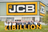 JCB Finance breaks the £1 billion barrier