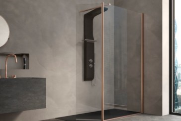 Saniflo launches Kinedo Kinespace shower enclosures