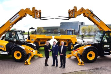 Plant Hire UK invests in JCB equipment