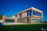 Composite aluminium profiles complete one-off development on Scottish coast