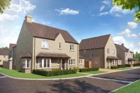 Deanfield Homes begins development in Oxfordshire village