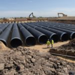 BBA boost for large scale drainage solution